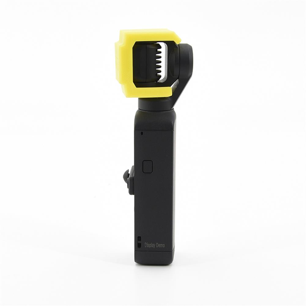 fpv-system STMAKER TPU Protective Lens Cover for DJI OSMO Pocket 2 FPV Gimbal Camera HOB1795552 3
