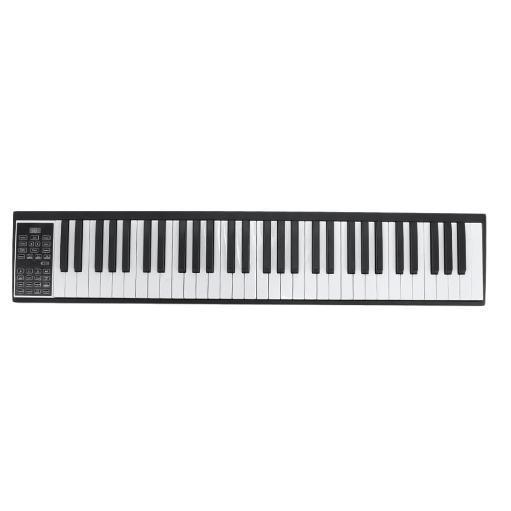 electronic-keyboards HUASKY KD08 Pro 49/61/88 Keys Mobile Portable Electric Digital Piano Electric Keyboard HOB1797382