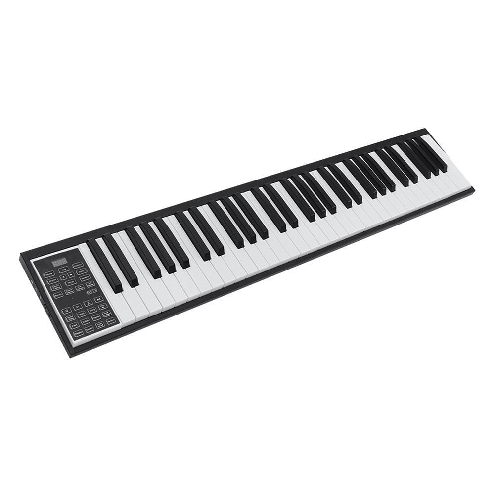 electronic-keyboards HUASKY KD08 Pro 49/61/88 Keys Mobile Portable Electric Digital Piano Electric Keyboard HOB1797382 1