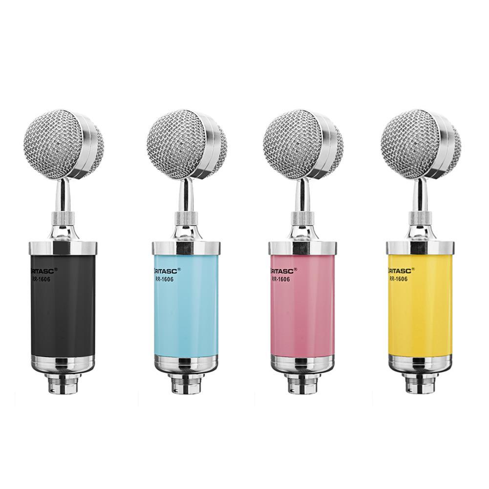 microphones-karaoke-equipment RITASC RR-1606 Live Microphone Recording Microphone Condenser Microphone HOB1797407