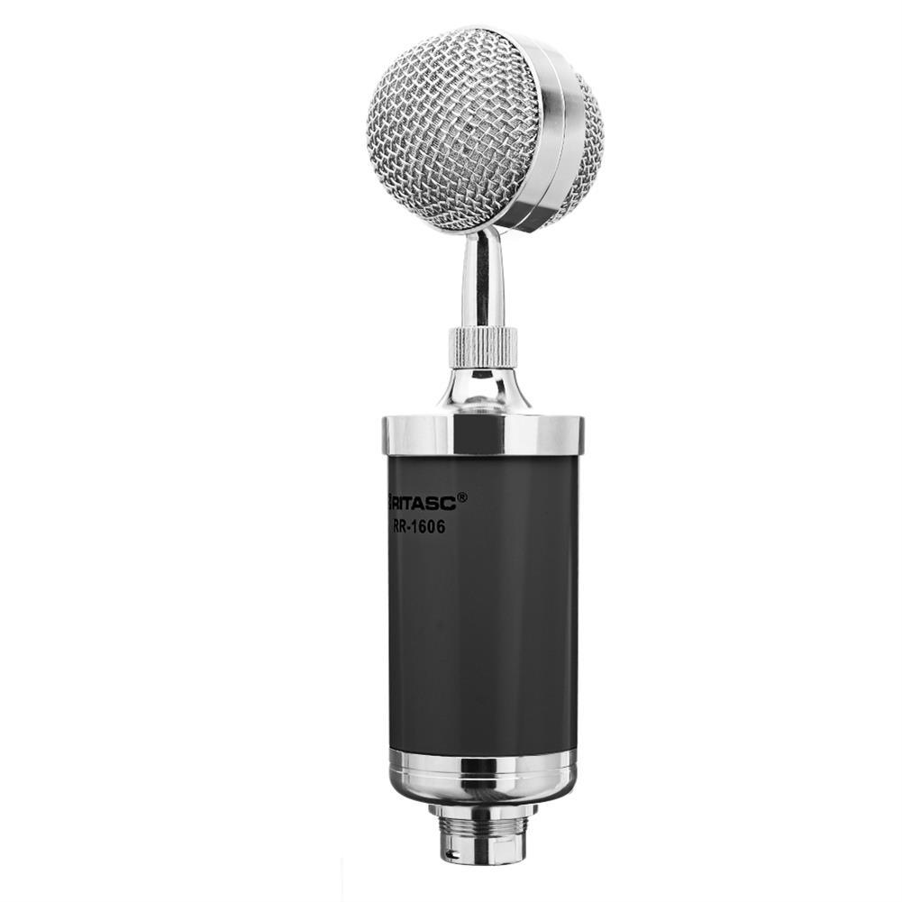 microphones-karaoke-equipment RITASC RR-1606 Live Microphone Recording Microphone Condenser Microphone HOB1797407 3