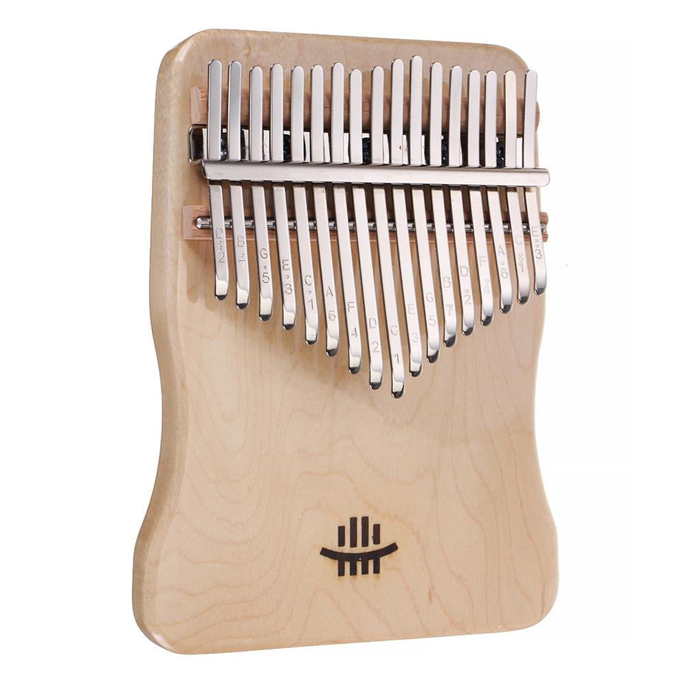 kalimba 17 Key Kalimba Finger Hand Piano Mahogany Thumb Piano Wood Music instrument Kit HOB1797443 1