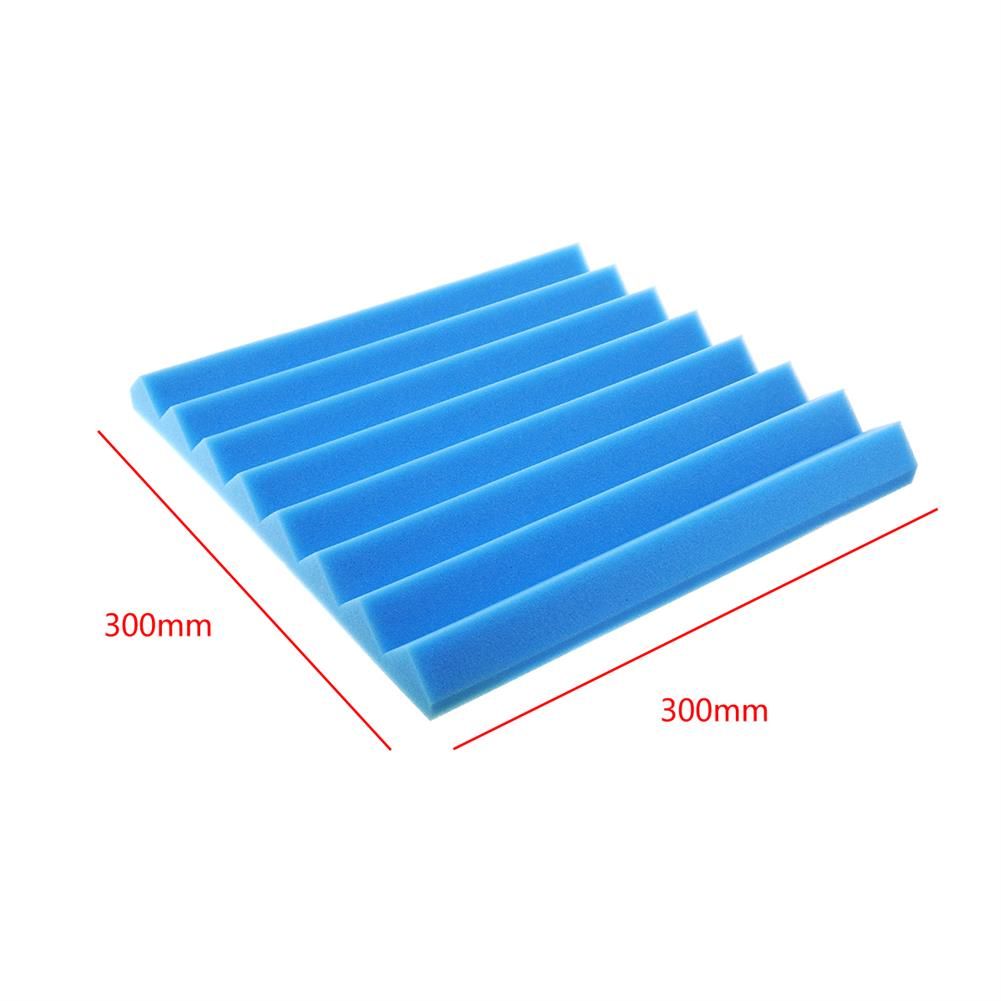 general-accessories 4PCs Acoustic Panels Tiles Studio Sound Proofing insulation Closed Cell Foam HOB1798038 1