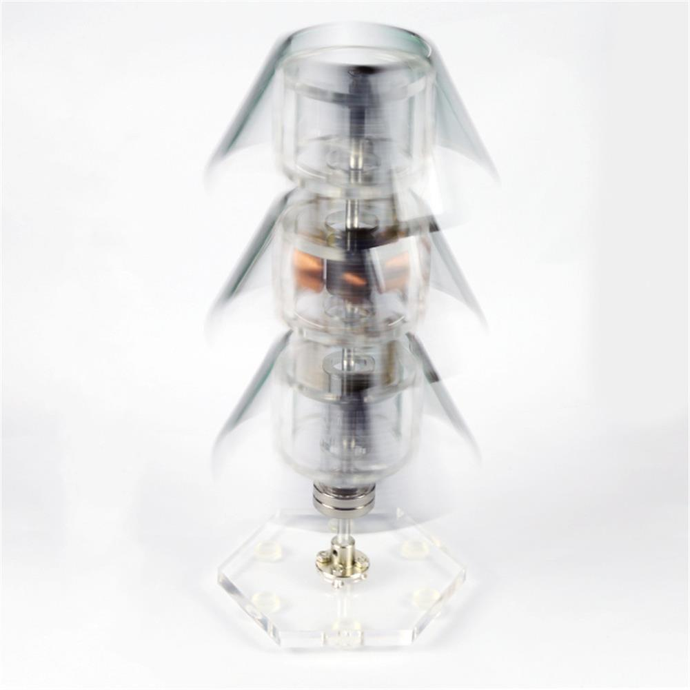 science-discovery-toys STARK-160 Technology Tree Solar Motor Student Science Experiment Toy Science Decoration Creative Gift HOB1798092 1
