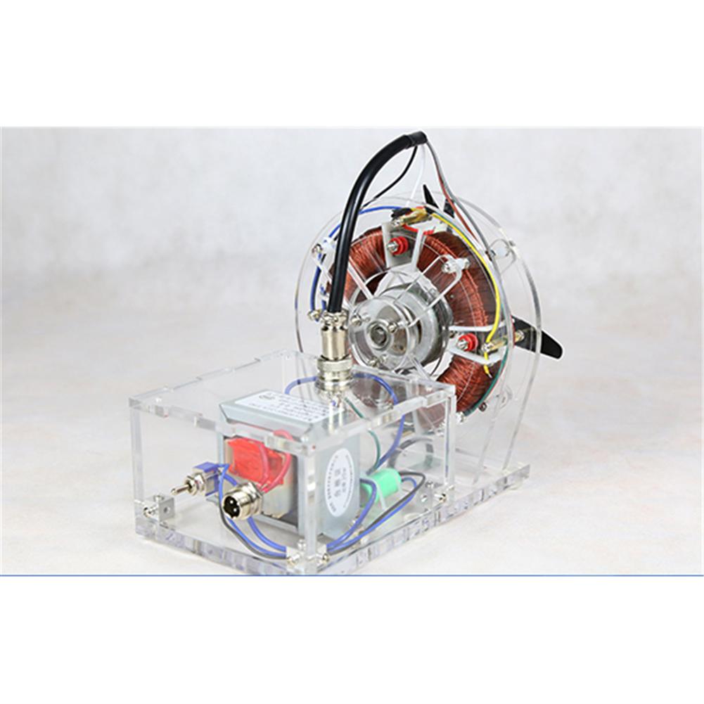 science-discovery-toys STARK-316 AC Asynchronous Motor Model Brushless Motor Teaching Model High-tech Toys HOB1798096 2