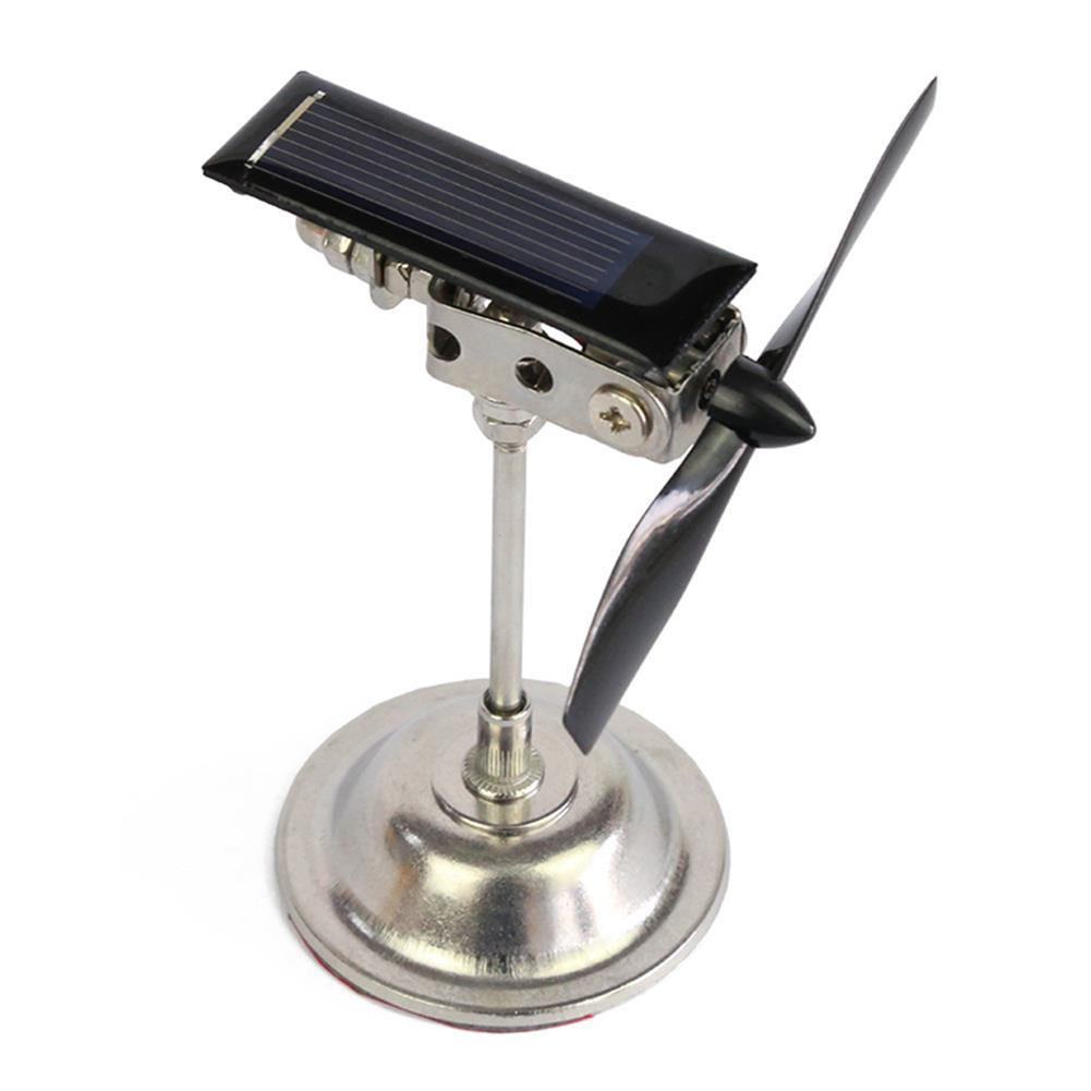 science-discovery-toys STARK Solar Windmill Technology Machinery Assembly Scientific Experiment Model Car DIY Creative Decoration Educational Toys HOB1798097 3