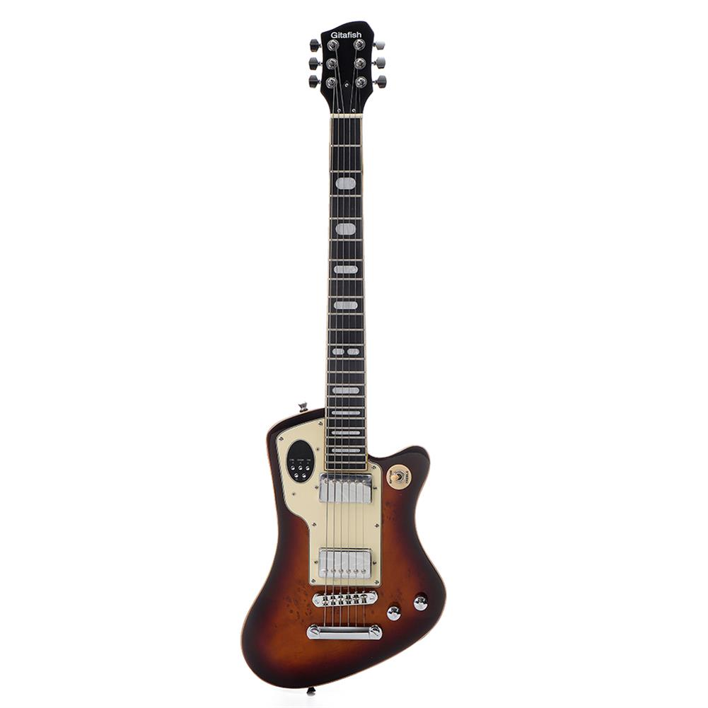 electric-guitars Gitafish B1 Wireless Multifunctional Electric Guitar with CHS,OVDR and TRE Effects HOB1798591 1