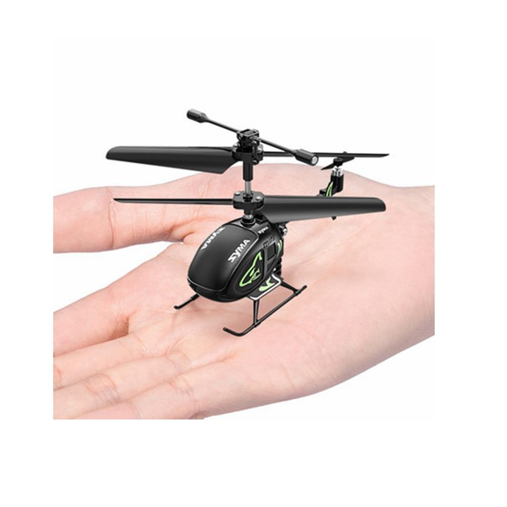 rc-helicopter SYMA S100 3CH 2.4Ghz Remote Control intelligent Fixed Height Mini Helicopter Children's Toys HOB1799134 1