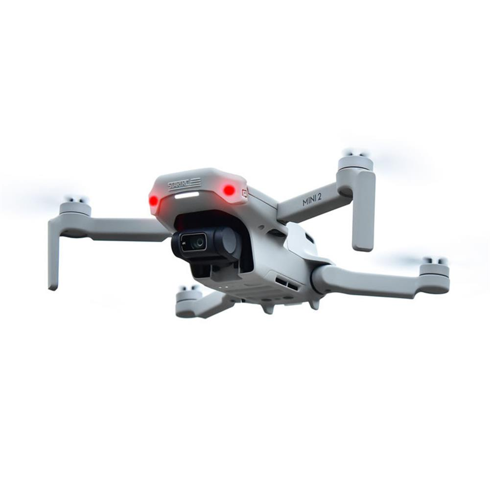 rc-quadcopter-parts STARTRC Eye Light indicator Rechargeable LED Lights for DJI Mavic Mini 2 RC Quadcopter HOB1799470 1