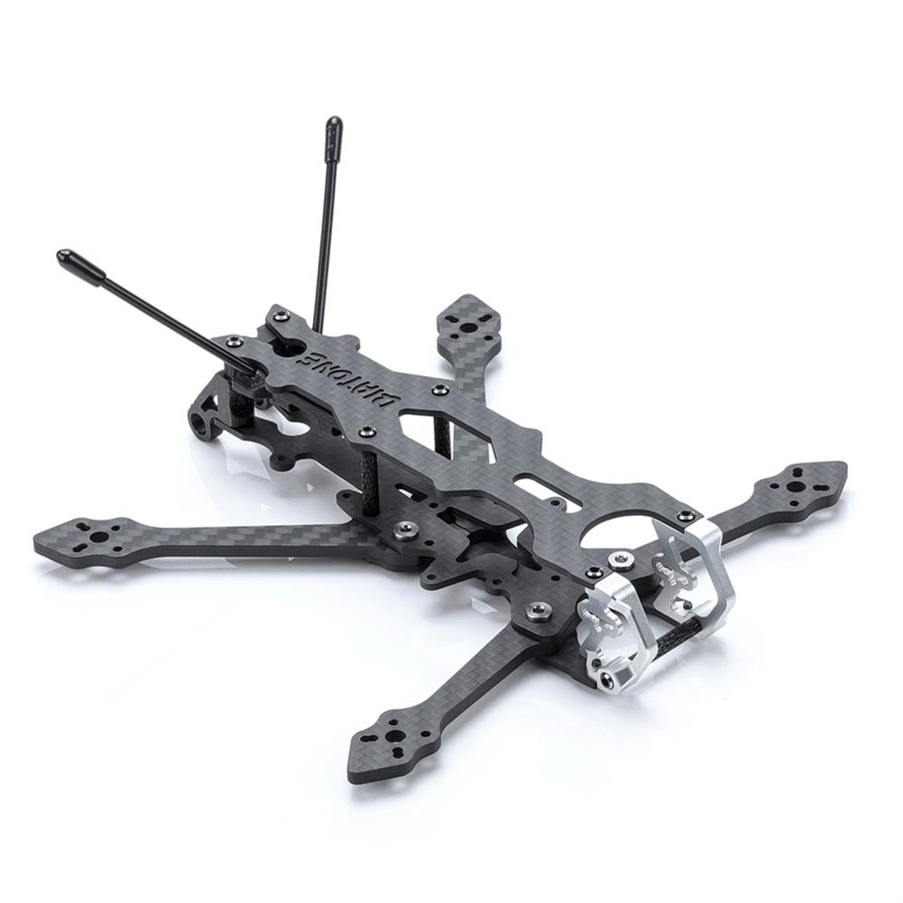 multi-rotor-parts Diatone Roma L3 3 inch 147mm Carbon Fiber Frame Kit 2020/26.526.5mm Mounting Hole for RC Drone FPV Racing HOB1799541
