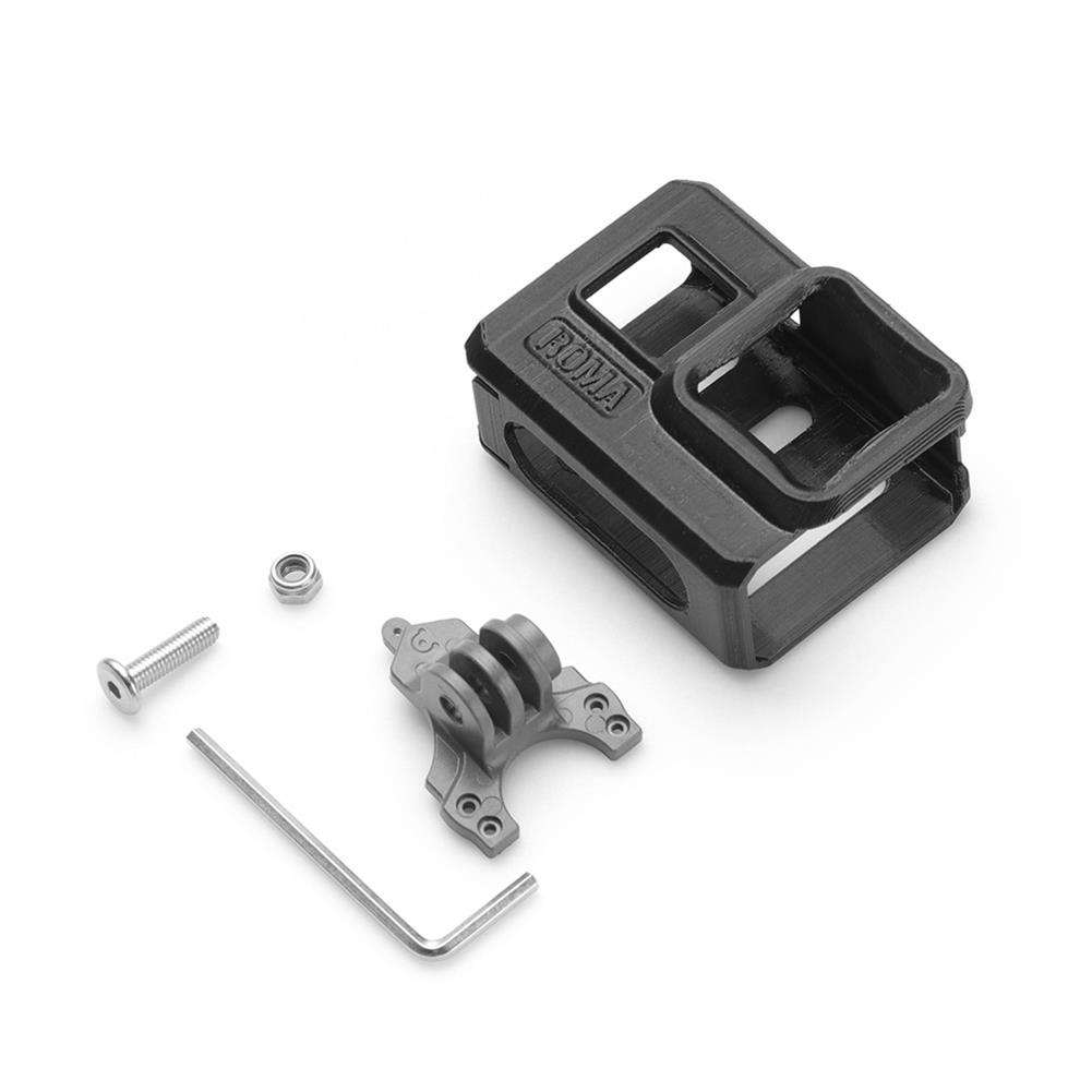multi-rotor-parts Diatone TPU Camera Mount Protection Case for Gopro Hero 8 / 9 for MX-C3 Taycan / C25 / ROMA F5 / ROMA F4 FPV Racing Drone HOB1799610