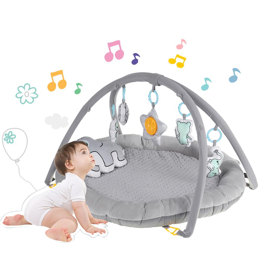 play-mats Baby Mat Playmat Baby Gym Music Crawling Mat Crawling Blanket Early Educational Soft Cotton Playmat HOB1799690