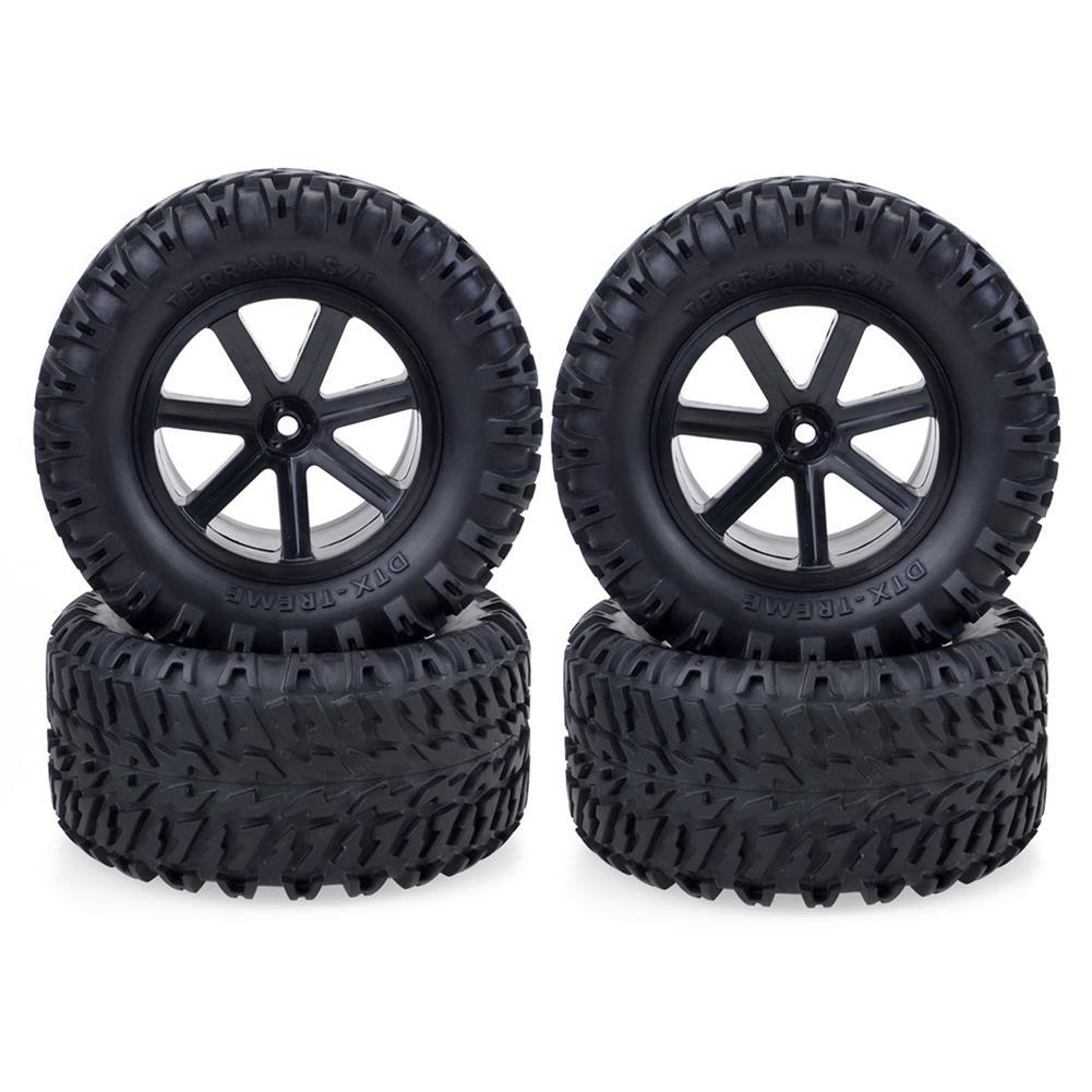 rc-car-parts 4pcs ZD Racing 1/10 RC Car Wheel Tire Dessert off Road Vehicle Models Parts 10051 HOB1799853