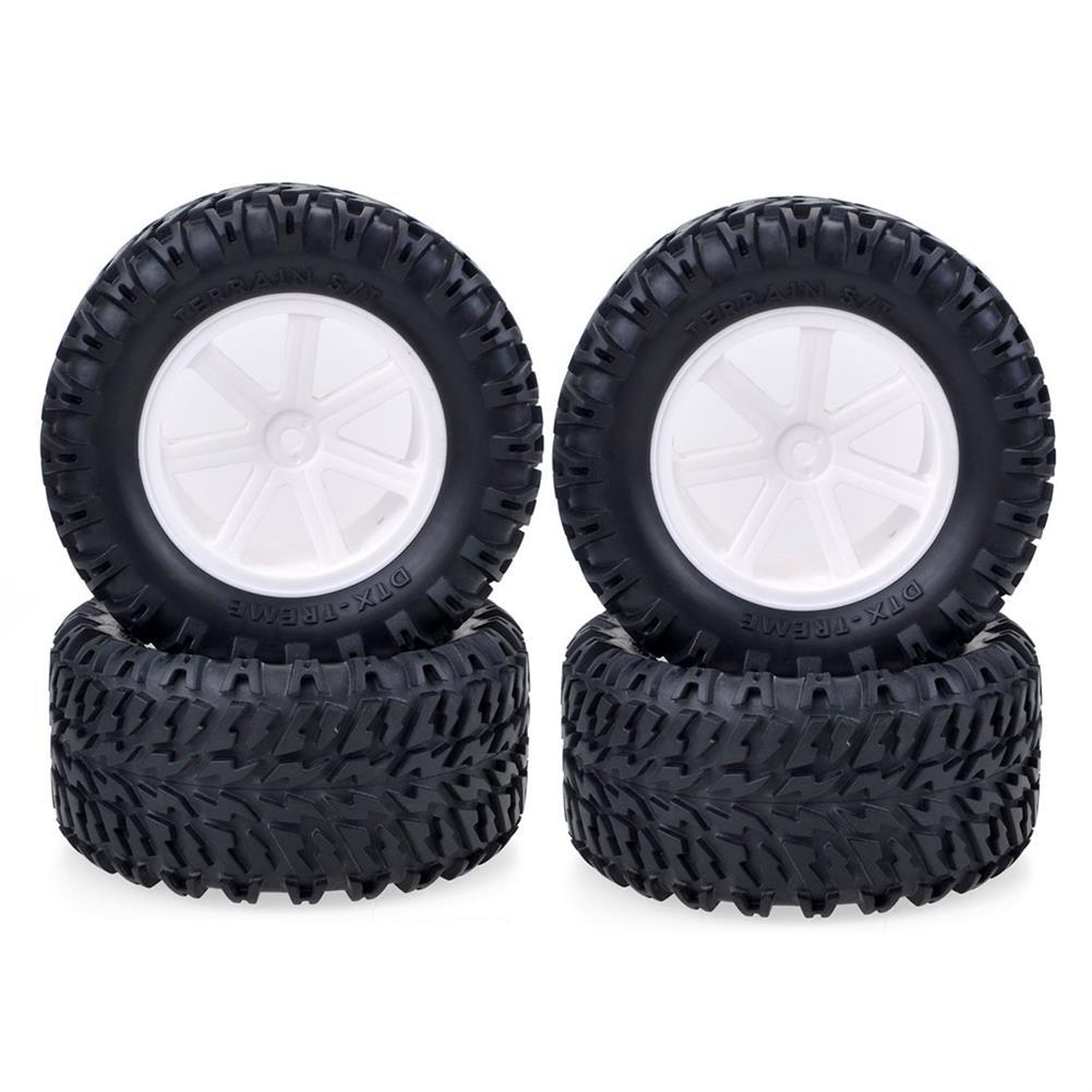 rc-car-parts 4pcs ZD Racing 1/10 RC Car Wheel Tire Dessert off Road Vehicle Models Parts 10051 HOB1799853 1