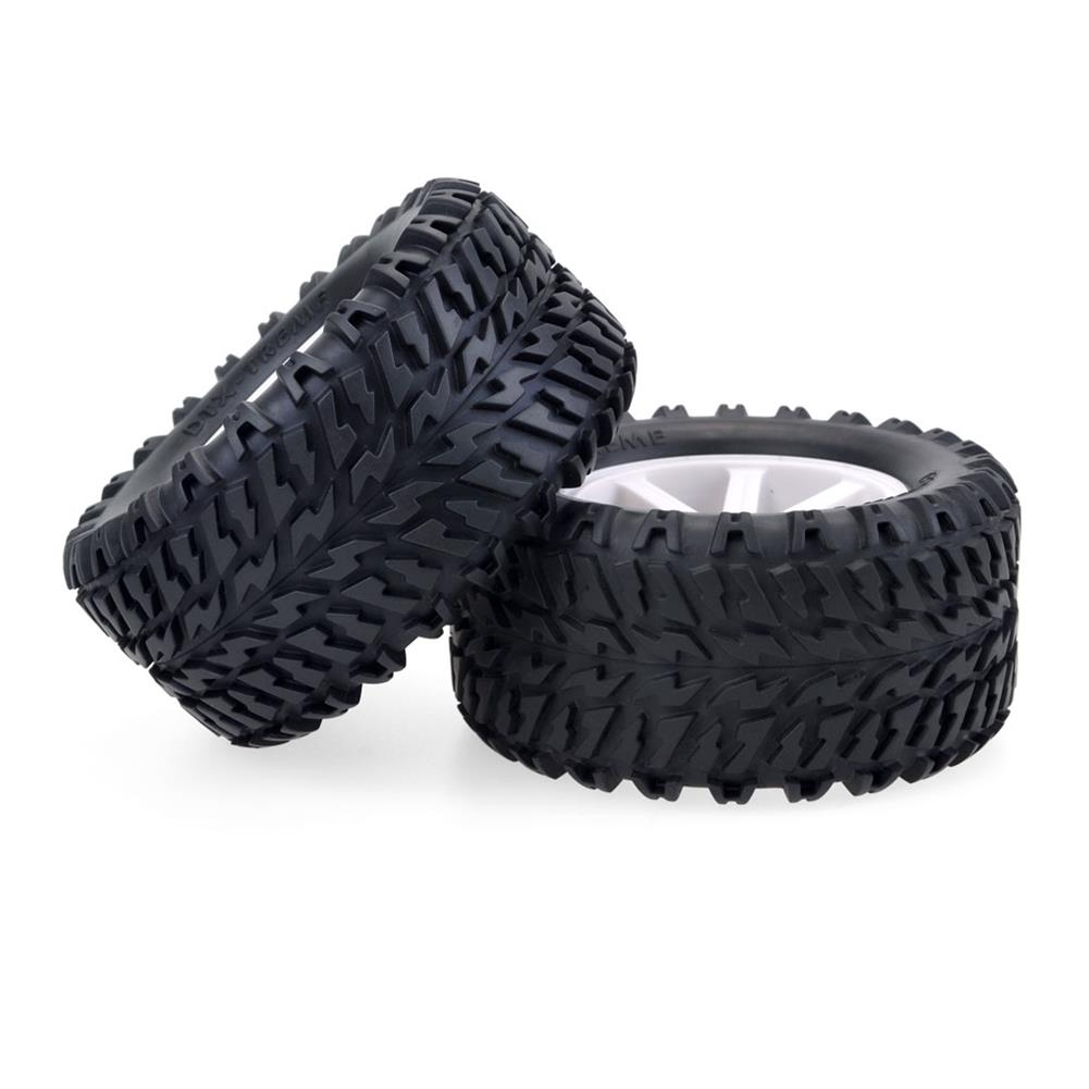 rc-car-parts 4pcs ZD Racing 1/10 RC Car Wheel Tire Dessert off Road Vehicle Models Parts 10051 HOB1799853 3