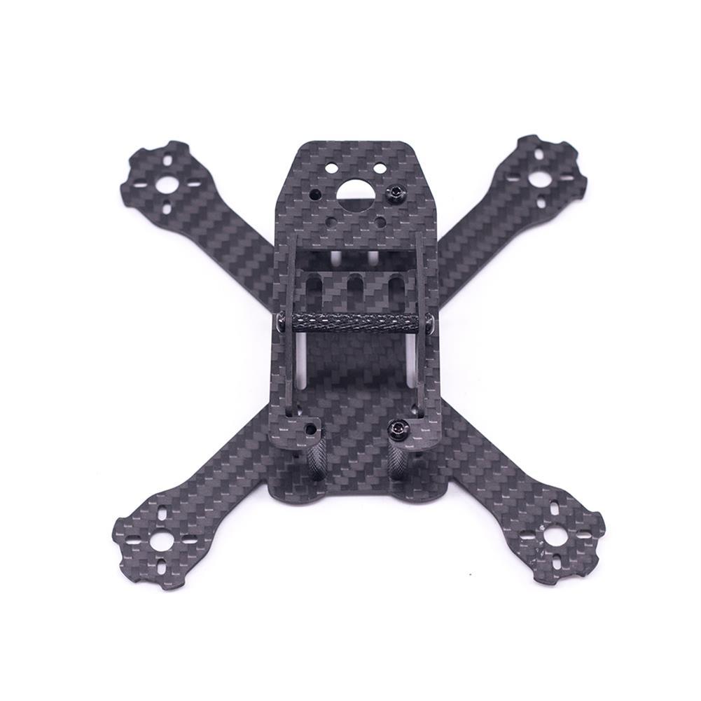 multi-rotor-parts URUAV Cost-E QAV 130mm Wheelbase 3mm Arm Thickness H Type 3 inch Frame Kit for RC FPV Racing Drone HOB1799993 1