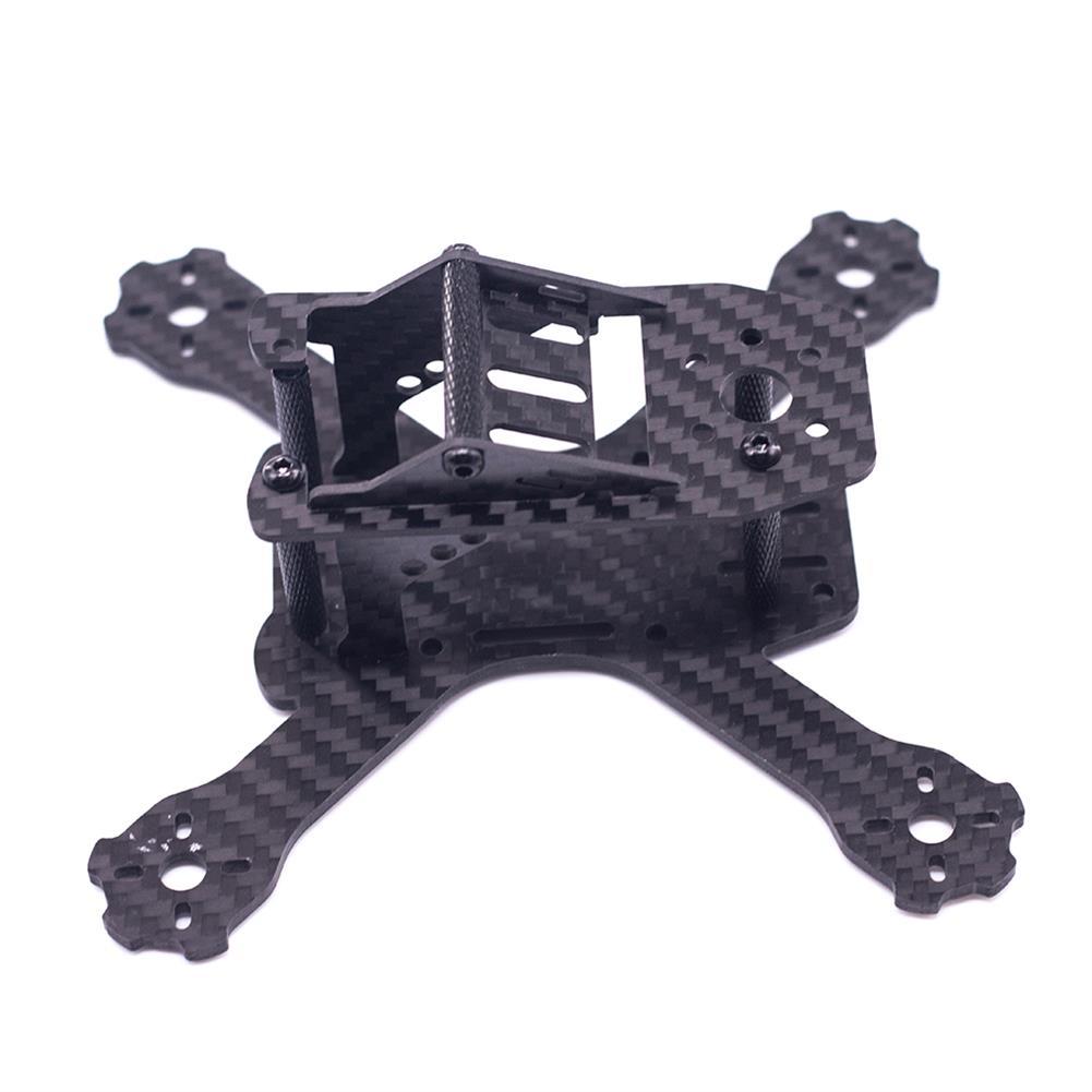 multi-rotor-parts URUAV Cost-E QAV 130mm Wheelbase 3mm Arm Thickness H Type 3 inch Frame Kit for RC FPV Racing Drone HOB1799993 3