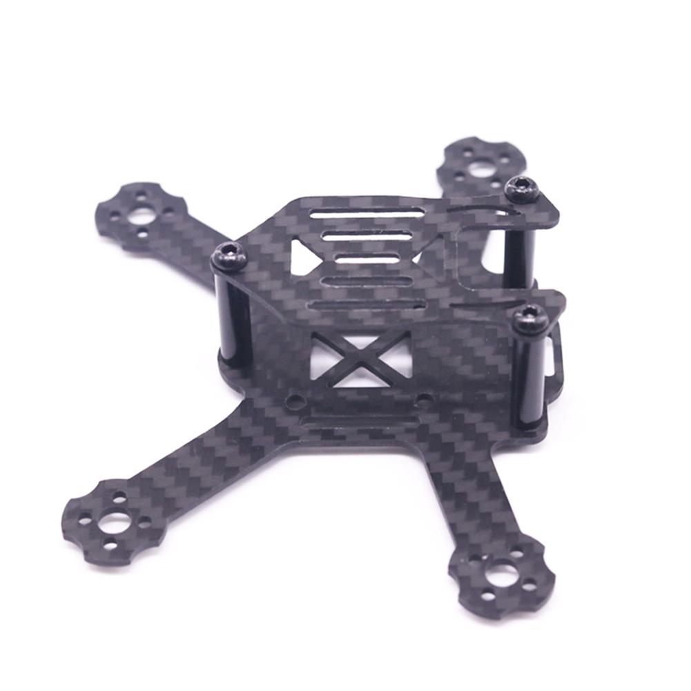 multi-rotor-parts URUAV Cost-E BO 95mm Wheelbase 2 inch Carbon Fiber Type-H Frame Kit for RC FPV Racing Drone HOB1799995 2