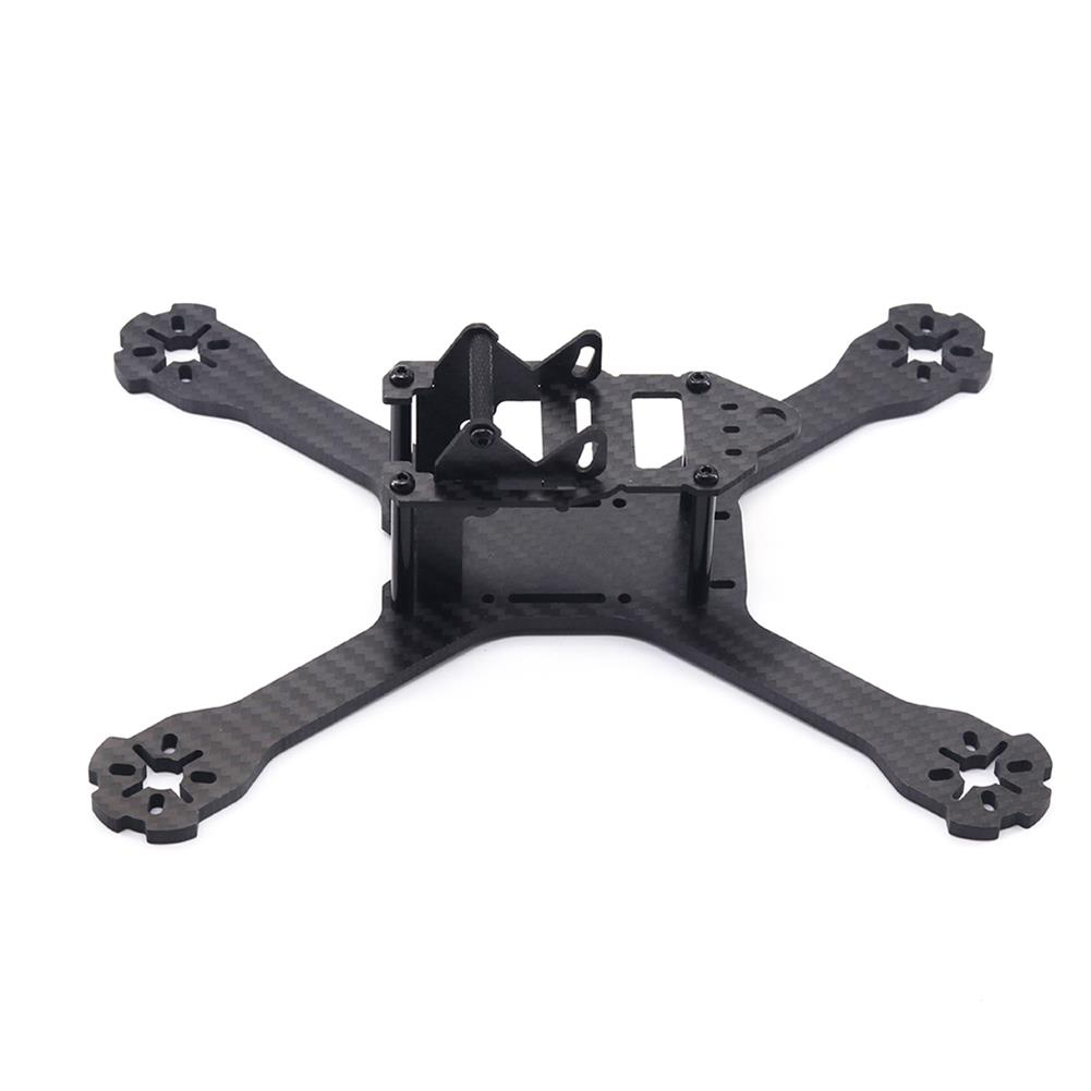 multi-rotor-parts URUAV Cost-E XS 200mm Wheelbase 4mm Arm Thickness 5 inch Carbon Fiber Frame Kit for RC FPV Racing Drone HOB1799997 2