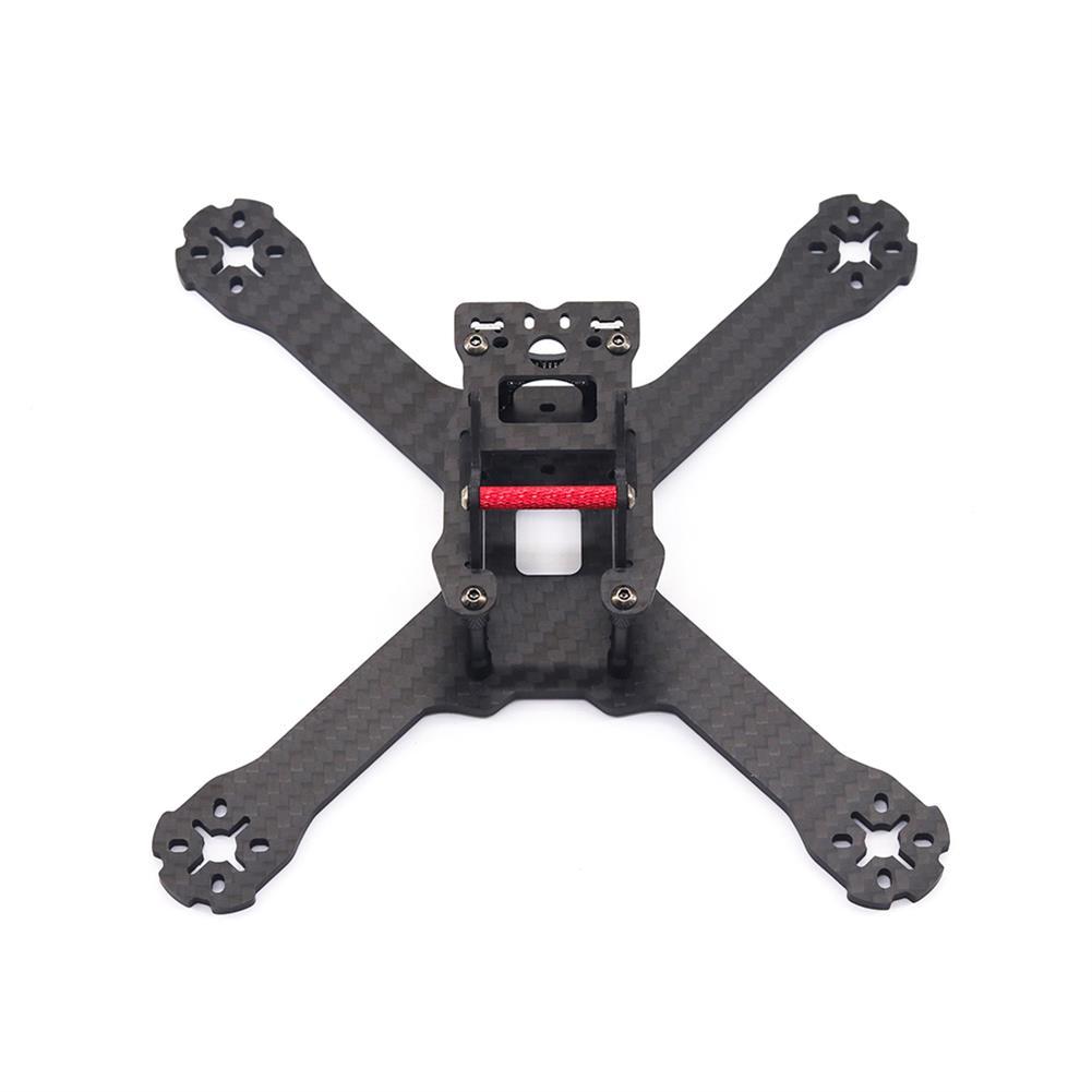 multi-rotor-parts URUAV Cost-E 3K 210mm Wheelbase 4mm Thickness 3K Carbon Fiber Frame Kit for RC FPV Racing Drone HOB1800001 1