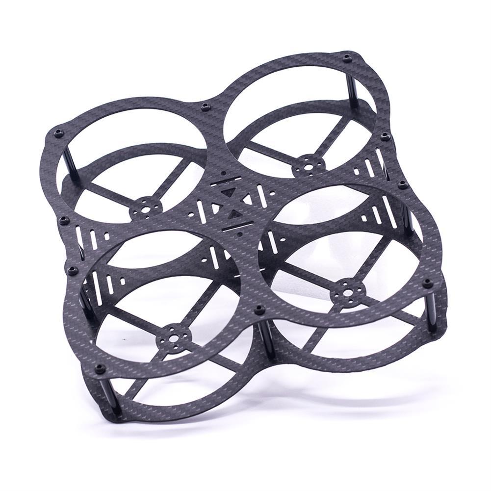 multi-rotor-parts URUAV Cost-E CW 130mm Wheelbase 3 inch Type-X Carbon Fiber Frame Kit for RC FPV Racing Drone HOB1800027