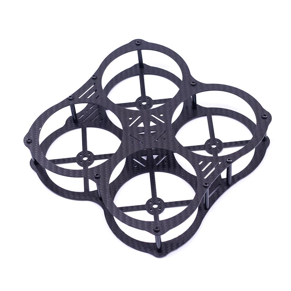 multi-rotor-parts URUAV Cost-E CW 130mm Wheelbase 3 inch Type-X Carbon Fiber Frame Kit for RC FPV Racing Drone HOB1800027 3