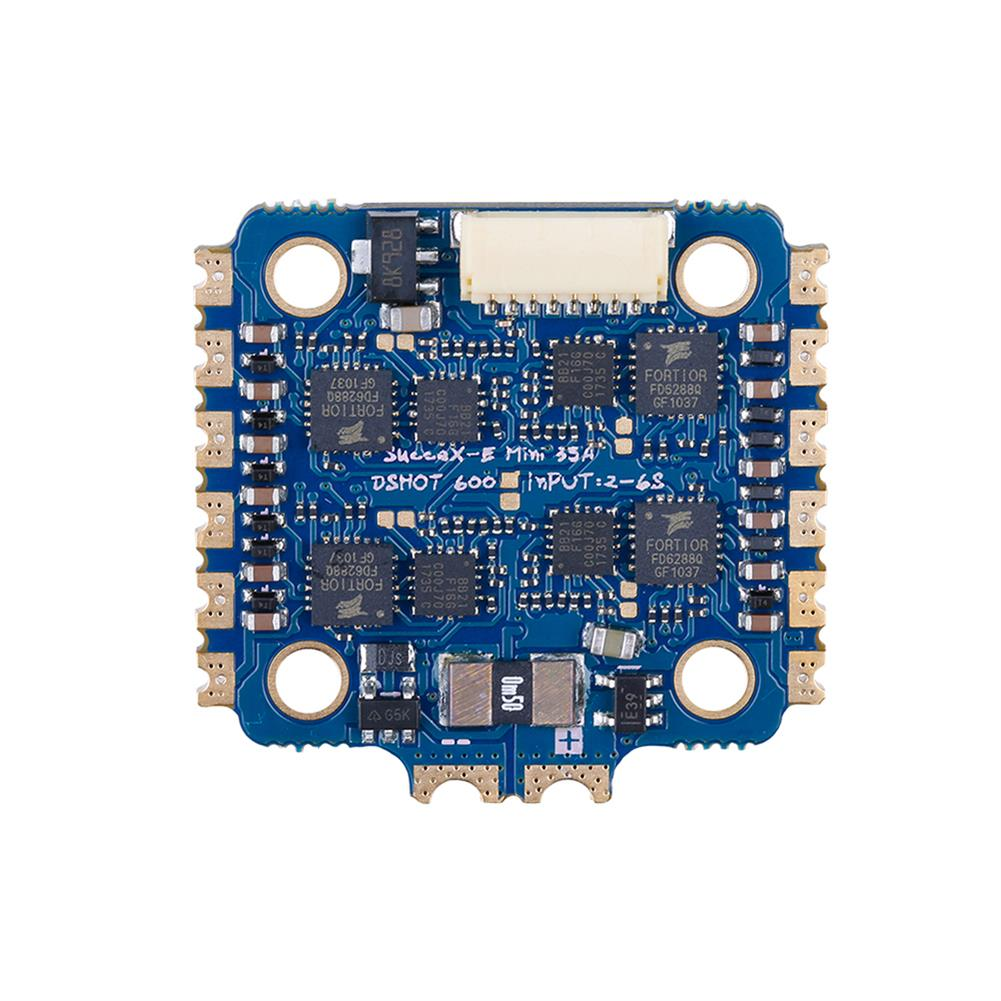 multi-rotor-parts 20x20mm iFlight SucceX-E 35A Blheli_S 2-6S 4 in 1 Brushless ESC DSHOT600 for RC Drone FPV Racing HOB1800200