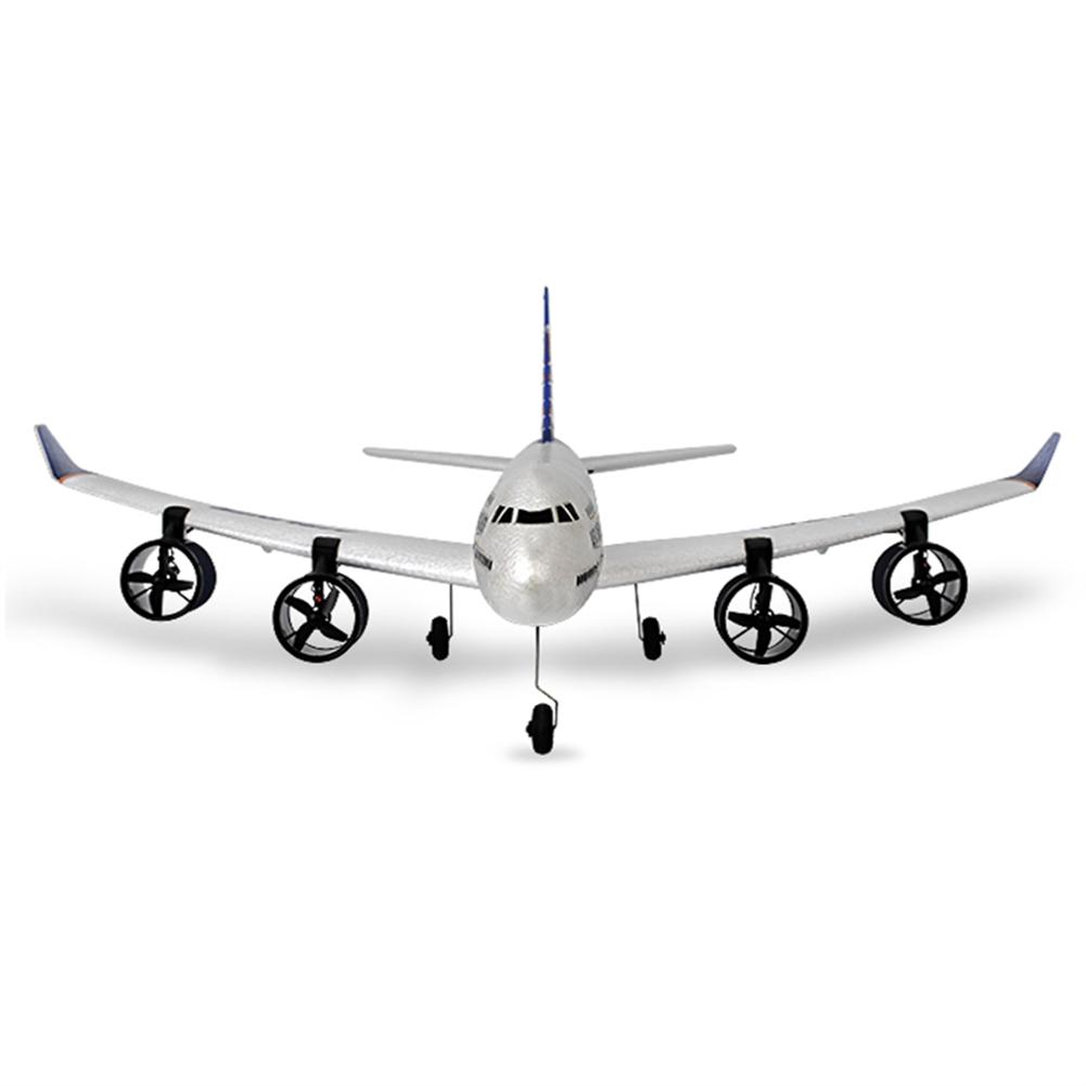 rc-airplane Airbus A380 540mm Wingspan 2.4GHz 3CH EPP RC Airplane Beginner RTF HOB1800653 1