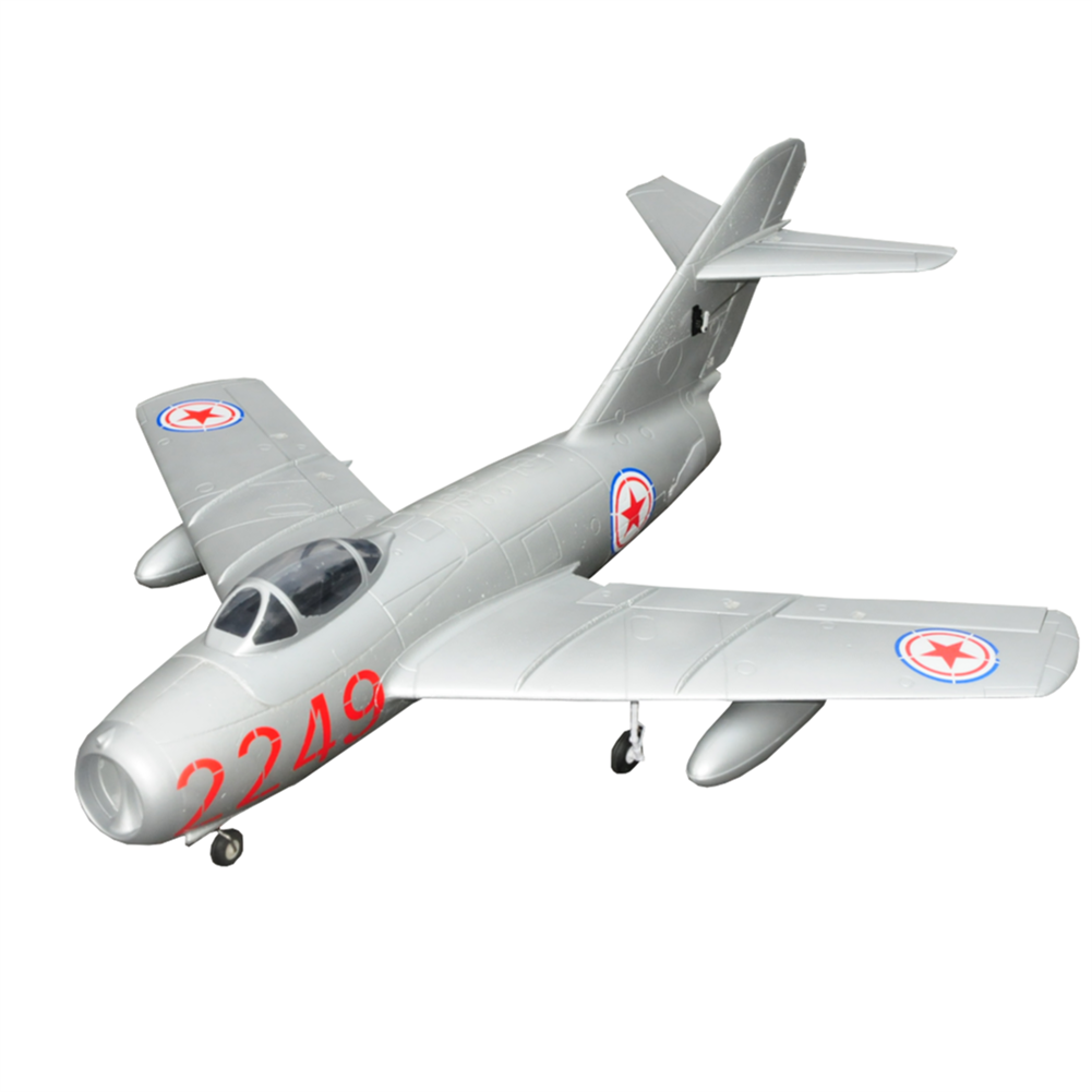 rc-airplane MiG-15bis 1100mm Wingspan EPO 70mm Ducted Fan EDF Jet Warbird RC Airplane KIT HOB1800998