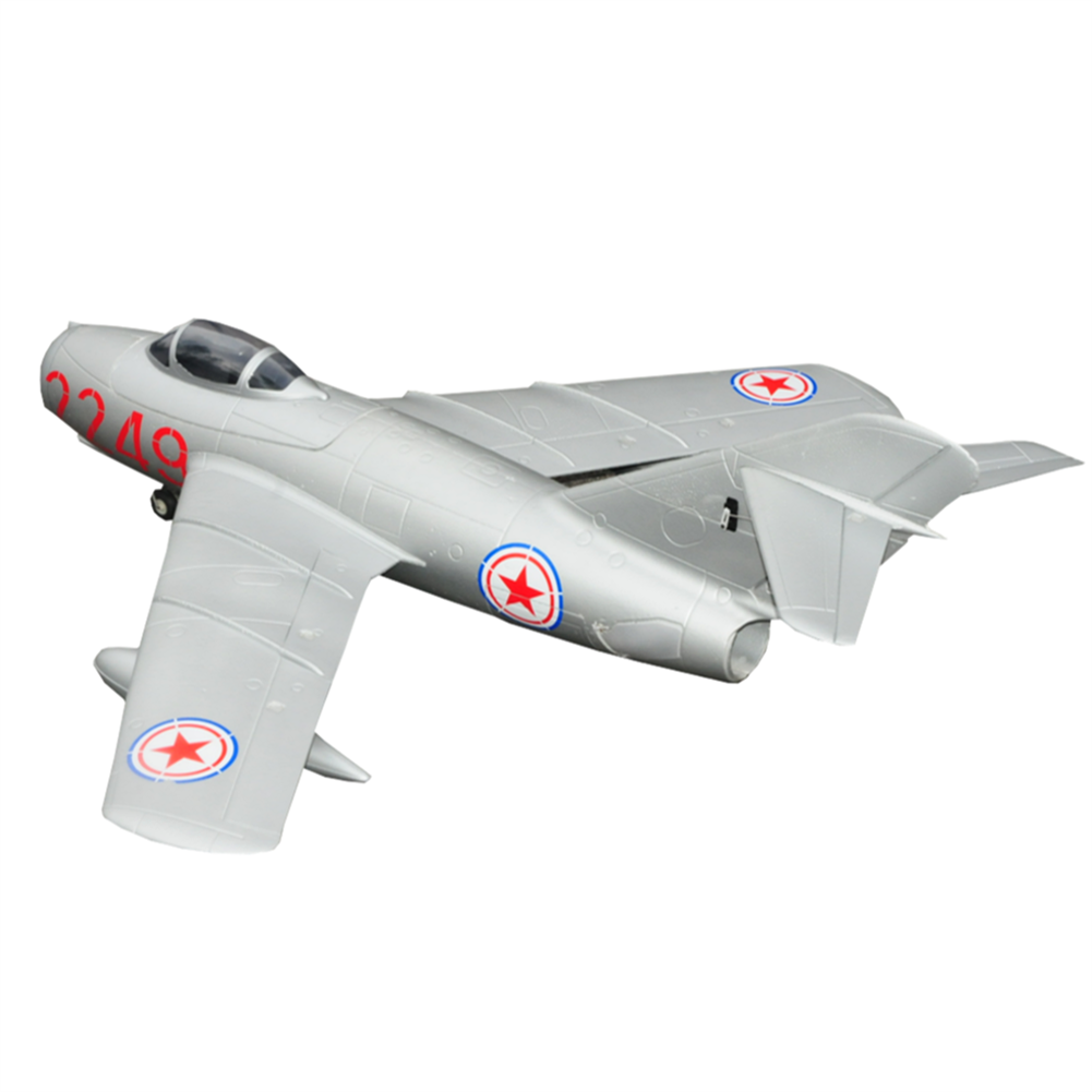 rc-airplane MiG-15bis 1100mm Wingspan EPO 70mm Ducted Fan EDF Jet Warbird RC Airplane KIT HOB1800998 2