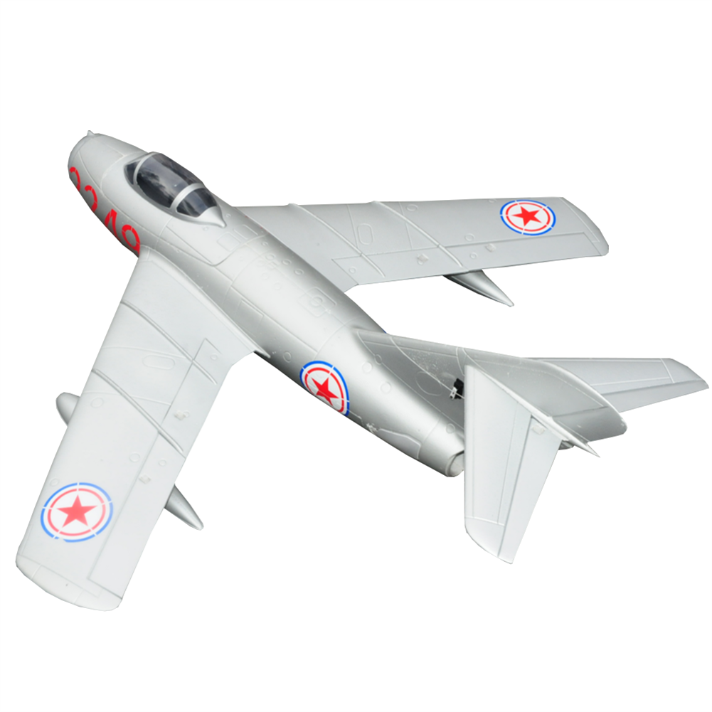 rc-airplane MiG-15bis 1100mm Wingspan EPO 70mm Ducted Fan EDF Jet Warbird RC Airplane KIT HOB1800998 3
