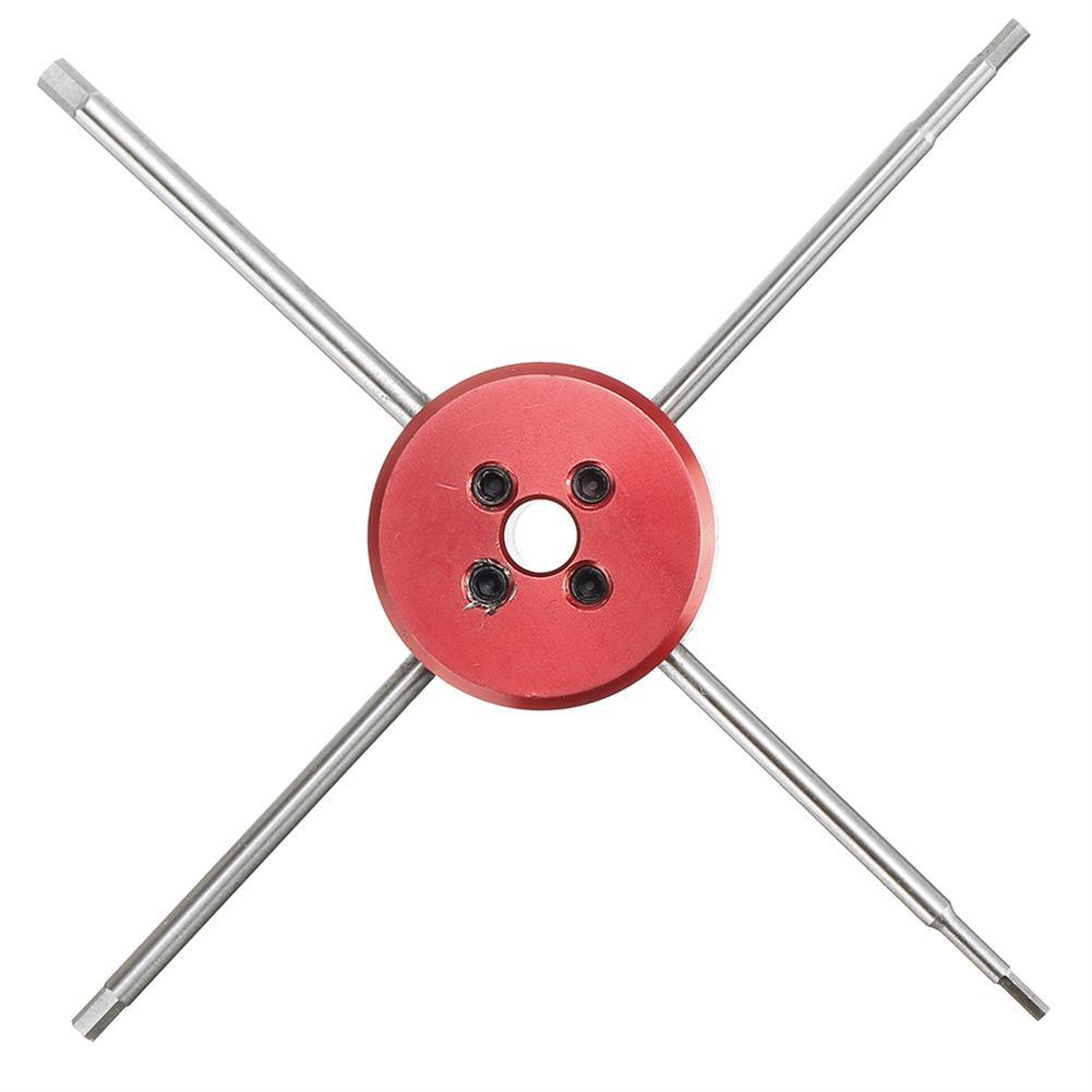 tools-bags-storage URUAV URT17 4in1 1.5/2.0/2.5/3.0mm Screwdriver Propeller for RC Car HOB1801248 3