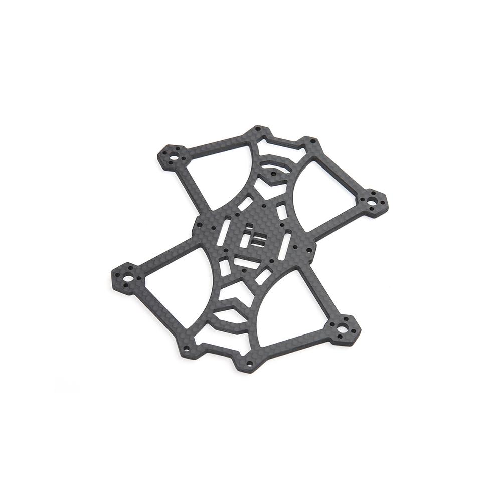 multi-rotor-parts iflight Protek25 Cinewhoop FPV Racing Drone Spare Part 2mm Upper Plate 3mm Bottom Plate HOB1801780 1