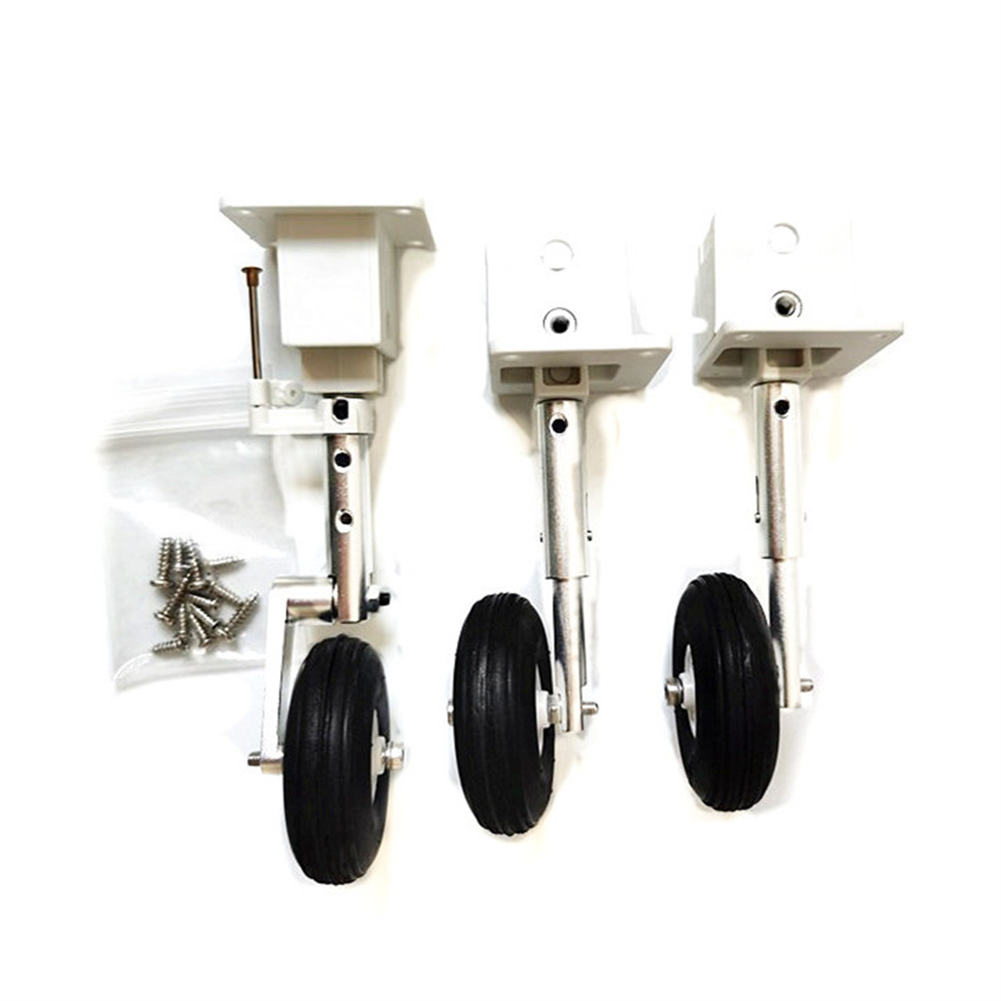rc-airplane-parts QTModel Fixed Shock-absorbing Landing Gear for RC Airplane HOB1802243