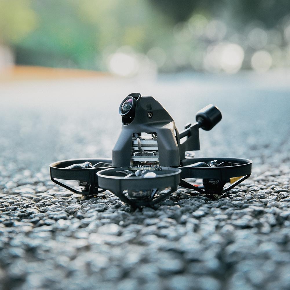 fpv-racing-drone iFlight Alpha A75 HD 78mm SucceX-D 20A Whoop F4 3S CineWhoop FPV Racing Drone BNF w/ Caddx Nebula HD Digital System HOB1803801