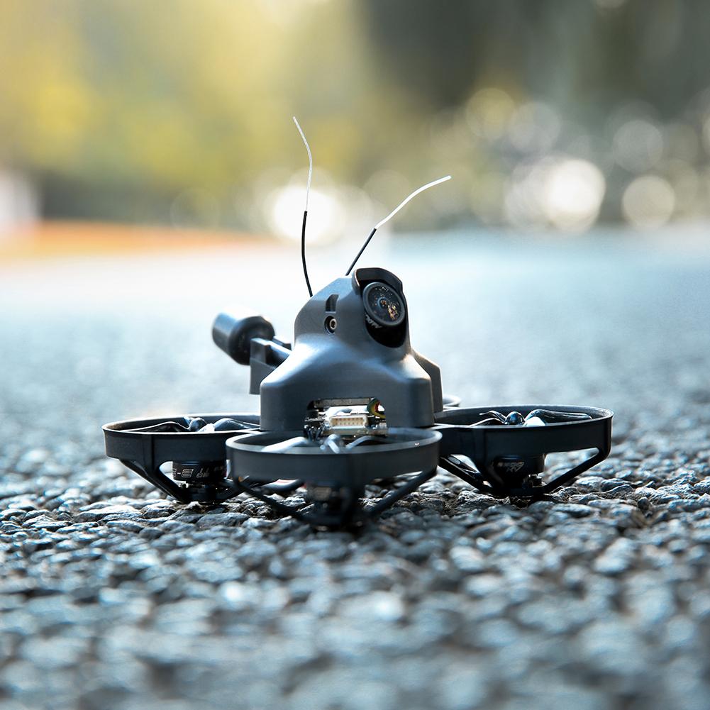fpv-racing-drone iFlight Alpha A75 Analog 78mm SucceX-D 20A Whoop F4 AIO 3S CineWhoop FPV Racing Drone PNP BNF w/ 5.8G 300mW VTX Runcam Nano 2 Camera HOB1803802 1