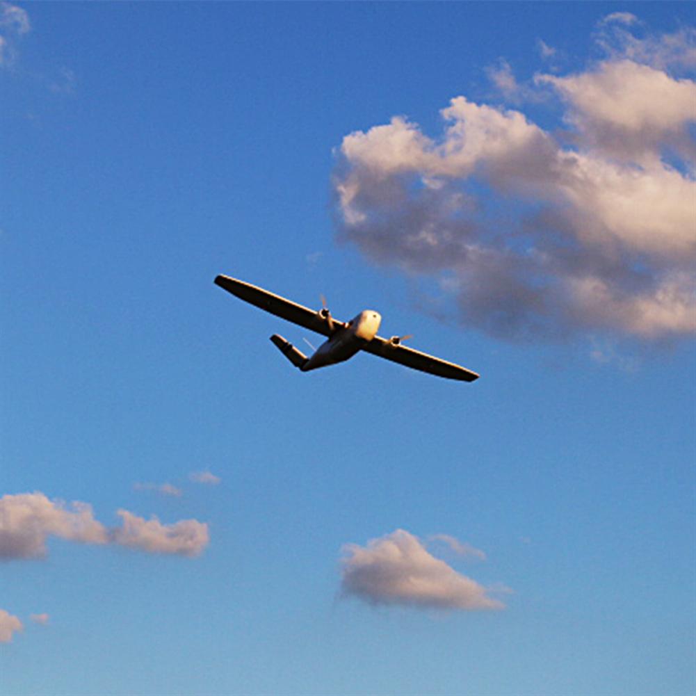 rc-airplane Skywalker Titan 2160mm Wingspan V-Tail Twin-Motor EPO Aerial Survey Aircaft RC Airplane KIT HOB1803879 2