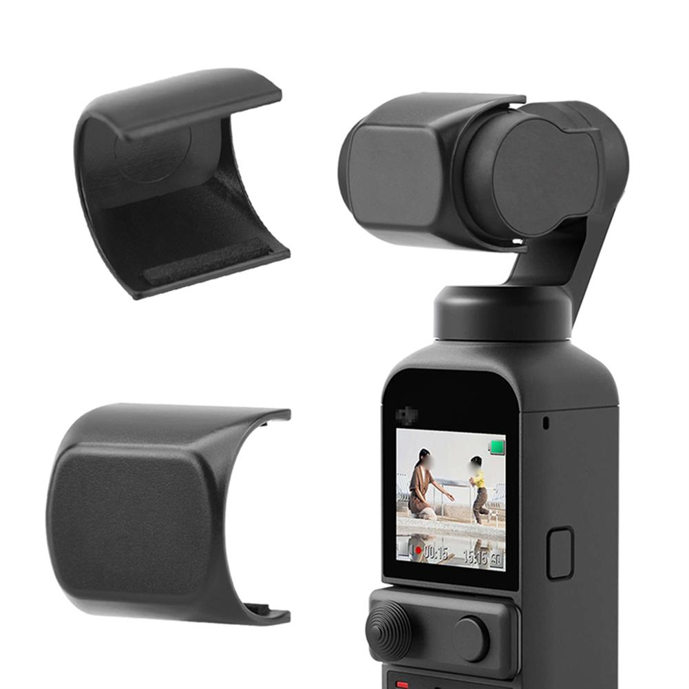 fpv-system Universal Black Plastic Lens Protective Cover for DJI OSMO POCKET / Pocket 2 Gimbal Camera HOB1804167
