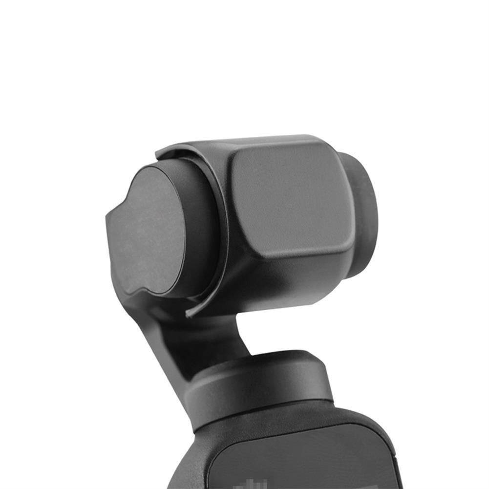 fpv-system Universal Black Plastic Lens Protective Cover for DJI OSMO POCKET / Pocket 2 Gimbal Camera HOB1804167 2