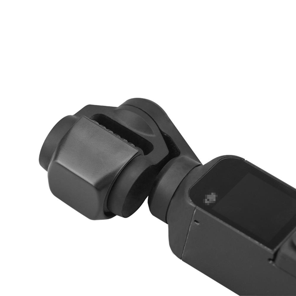 fpv-system Universal Black Plastic Lens Protective Cover for DJI OSMO POCKET / Pocket 2 Gimbal Camera HOB1804167 3