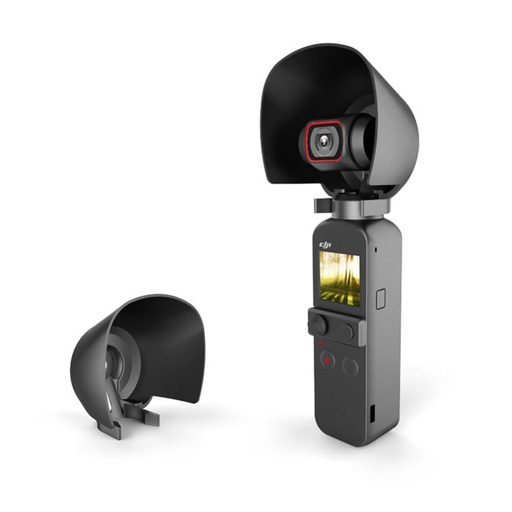 fpv-system STARTRC Gimbal Camera Lens Protector Cover Hood Sunhood for DJI OSMO POCKET 2 Gimbal Camera HOB1804278