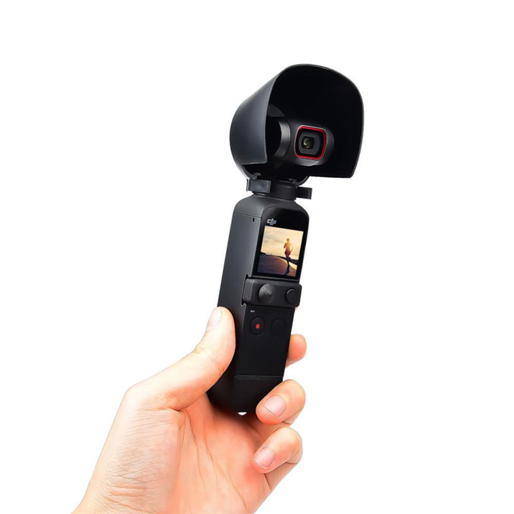 fpv-system STARTRC Gimbal Camera Lens Protector Cover Hood Sunhood for DJI OSMO POCKET 2 Gimbal Camera HOB1804278 1