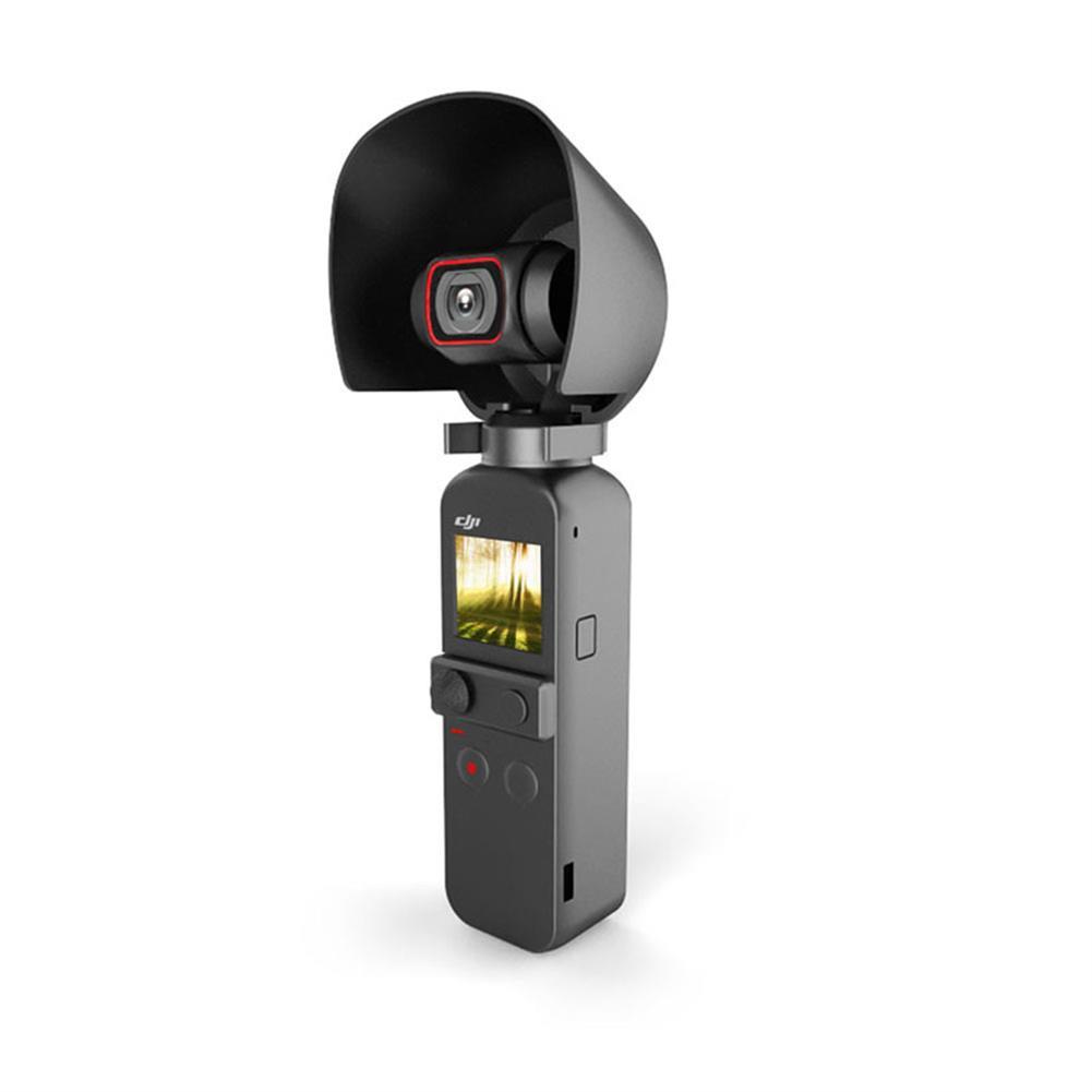 fpv-system STARTRC Gimbal Camera Lens Protector Cover Hood Sunhood for DJI OSMO POCKET 2 Gimbal Camera HOB1804278 2