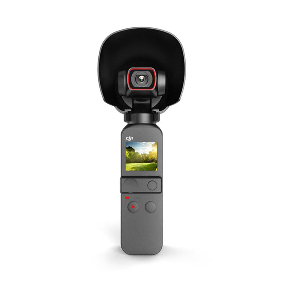 fpv-system STARTRC Gimbal Camera Lens Protector Cover Hood Sunhood for DJI OSMO POCKET 2 Gimbal Camera HOB1804278 3