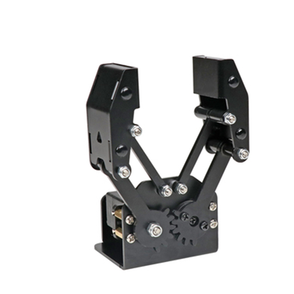 robot-arm-tank Hiwonder Aluminum Alloy Mechanical Claw Robot Arm with 8KG Torque LDX-335MG Digital Servo HOB1804504