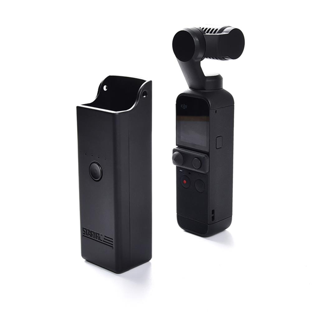 fpv-system STARTRC Portable Battery Grip Handheld 3200mAH Power Bank Charger for DJI OSMO Pocket 2 Gimbal Camera Accessories HOB1804955 1