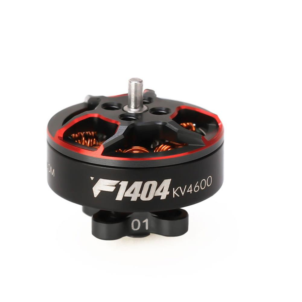 multi-rotor-parts T-motor F1404 1404 3800KV 4600KV 3-4S Ultra-Light Brushless Motor 1.5mm Shaft for 2.5 inch - 4 inch Freestlye / Long Range RC Drone FPV Racing HOB1805168