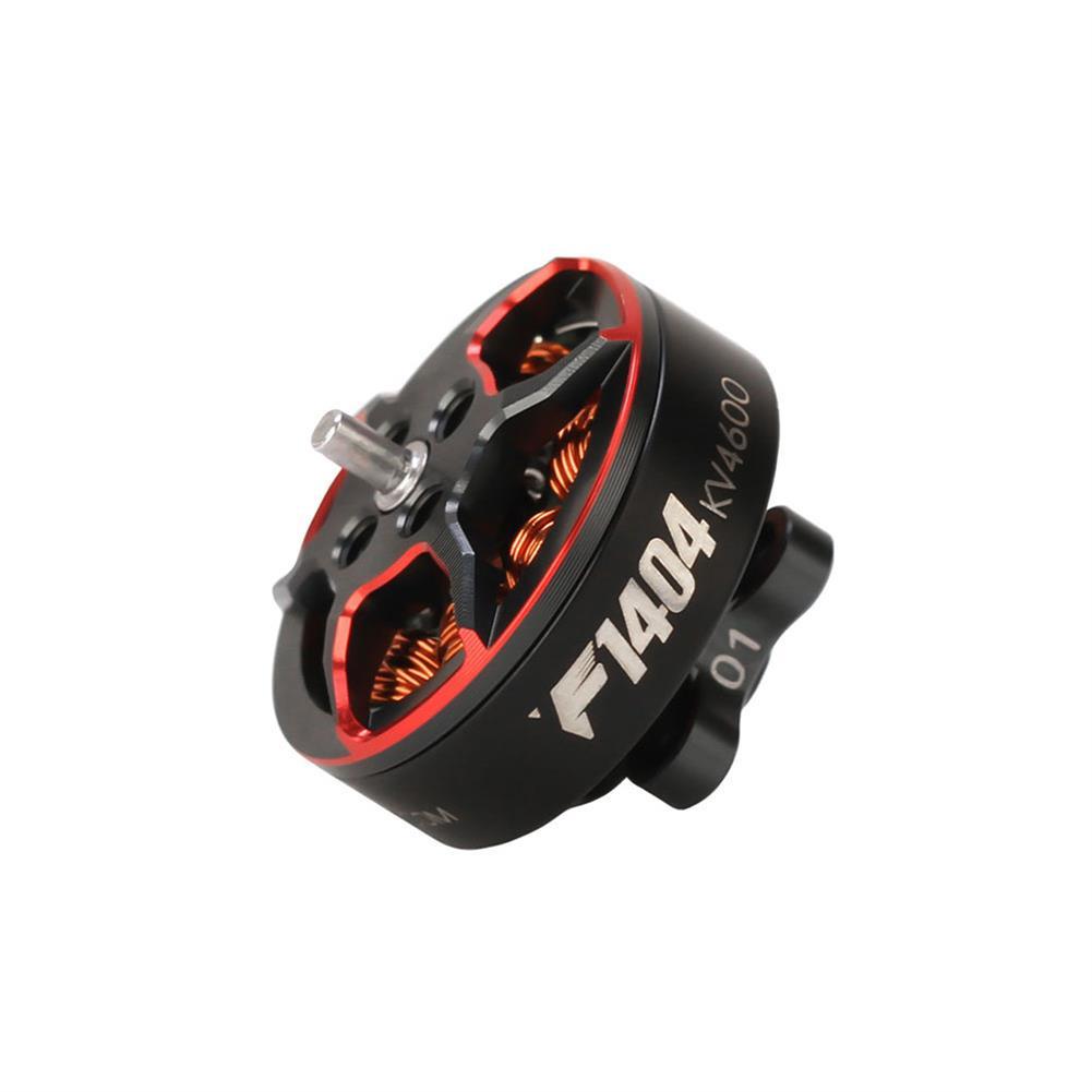 multi-rotor-parts T-motor F1404 1404 3800KV 4600KV 3-4S Ultra-Light Brushless Motor 1.5mm Shaft for 2.5 inch - 4 inch Freestlye / Long Range RC Drone FPV Racing HOB1805168 1