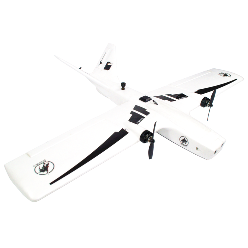 rc-airplane REPTILE DRAGON-2 1200mm Wingspan Twin Motor Double Tail EPP FPV RC Airplane KIT/PNP HOB1805237 2