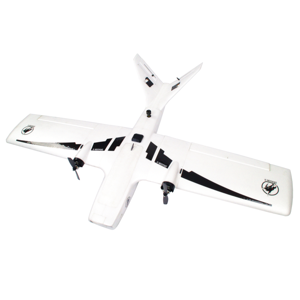 rc-airplane REPTILE DRAGON-2 1200mm Wingspan Twin Motor Double Tail EPP FPV RC Airplane KIT/PNP HOB1805237 3